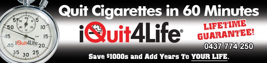 I Quit for Life - Quit Smoking in 60 Minutes